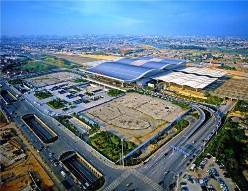 长沙高铁经济圈示意图