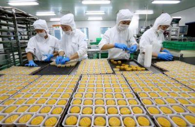 <p>近期,国家市场监督管理总局组织专项抽检月饼421批次样品。根据食品安全国家标准检验和判定,其中合格样品410批次、不合格样品11批次。</p>