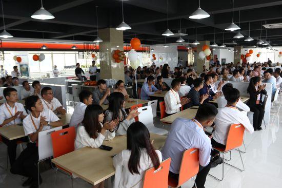 杭州又有家互联网公司有了独立食堂---它的名字叫盘石